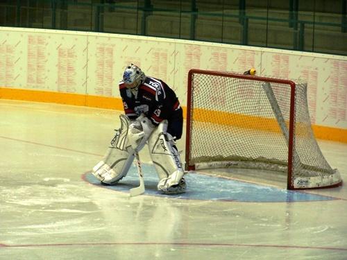 Jakub Čech bojující o místo jedničky v týmu