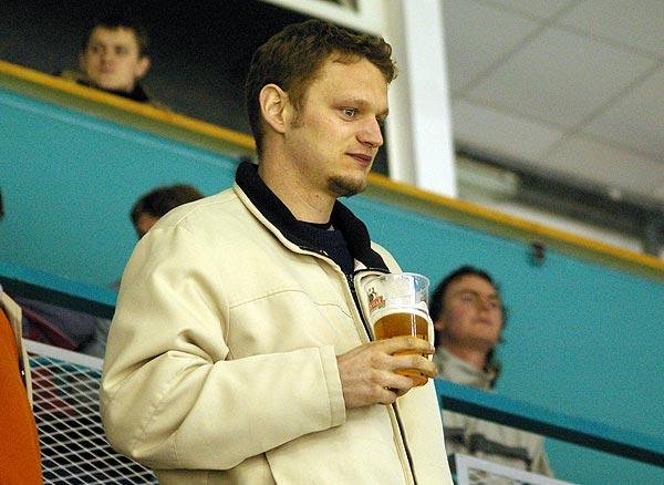 Na utkání zavítal také Daniel Boháč